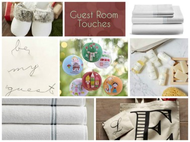 guest room accessories