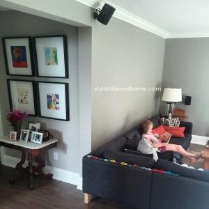 contemporary family room para paint film festival