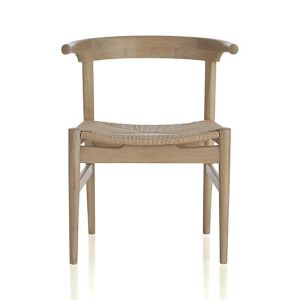 neils-natural-dining-chair crate and barrel