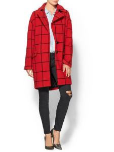 rebecca minkoff ford coat piperlime contemporary stylish red valentines day