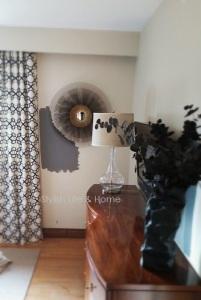 colour palette black grey ivory caramel design house home interiors