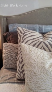 throw pillows grey cream mix match interior design