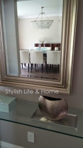 mirror reflections contemporary design details redesign family home stylish living dining room