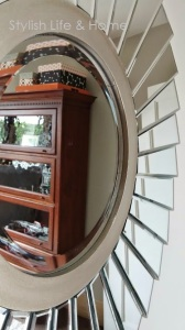 mirror reflections contemporary interior design details stylish living