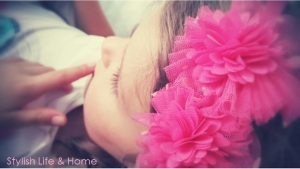 modern kid photography up close pink accessories fashionista daughter personal style flair confidence