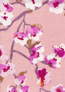 sakurablossom400 pink tonic living drapery fabric chic
